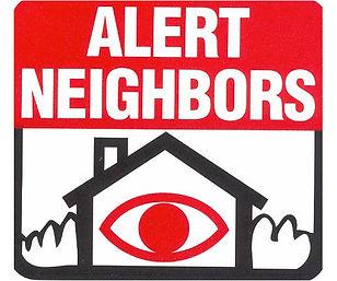 Alert Neighbors Logo