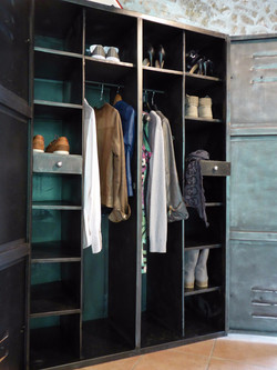 Armoire industrielle an 50' Dressing