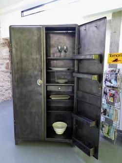 Armoire de cuisine années 50