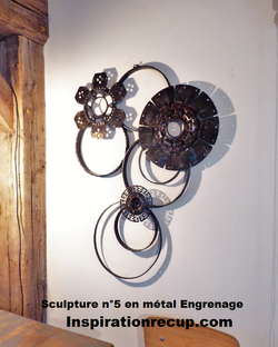 Sculpture n°5