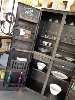 armoire en métal vintage- inspirationrec