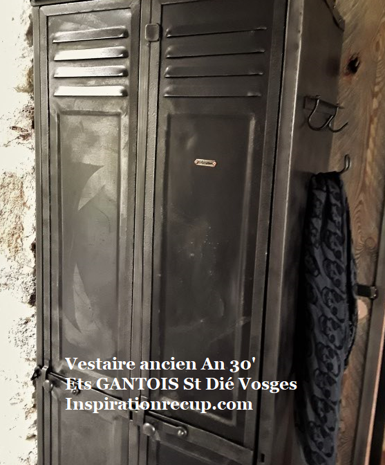 Vestiaire ancien an 30 - inspirationrecu