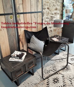 Table indus Forges de Strasbourg