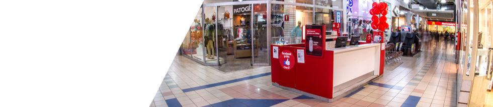 Comercialização Betim Shopping