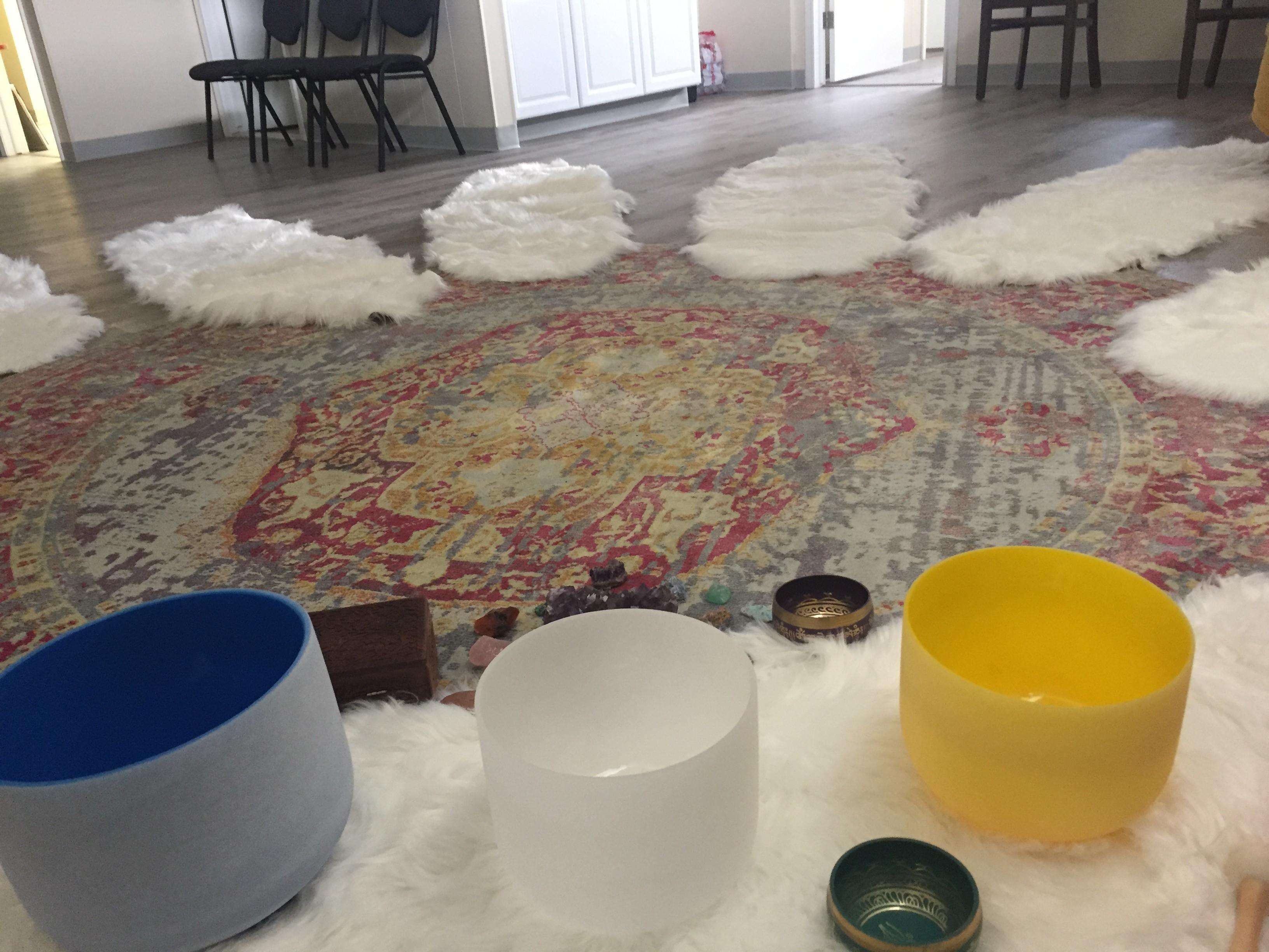Crystal Bowl Sound Bath Meditation