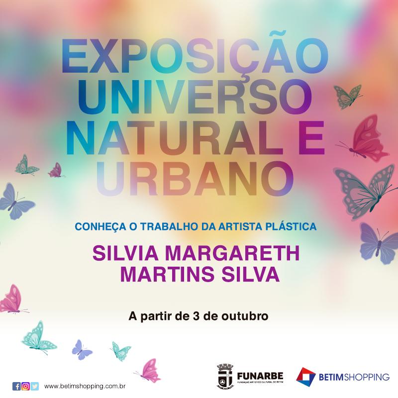 Exposição Universo Natural e Urbano