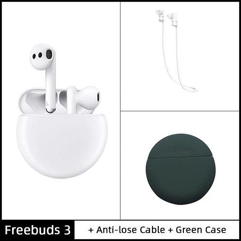 Aerodynamic Dual Wireless Earbuds