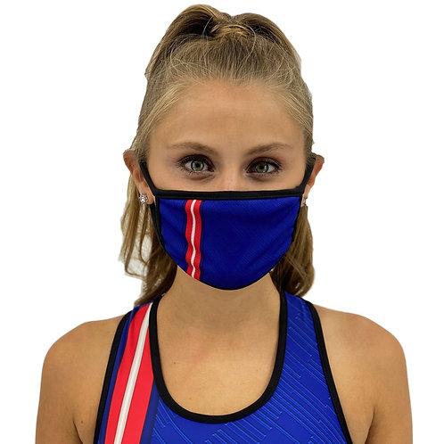 Buffalo Face Mask Filter Pocket