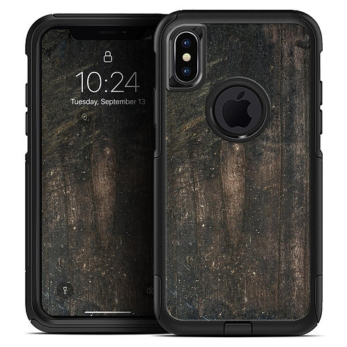 Raw Wood Planks V8 - Skin Kit for the iPhone OtterBox Cases