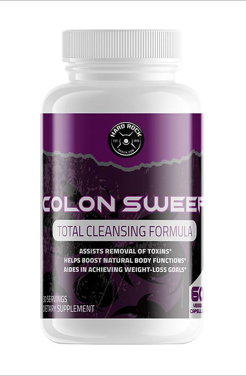 Colon Sweep- Colon Cleanse And Body Detox (60 capsules)