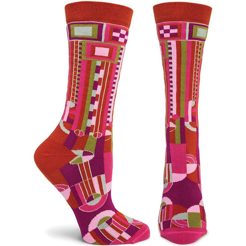 FLW - Saguaro 1 Sock