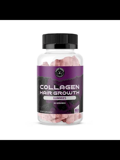 Hair Vitamin Collagen Gummies- 60 gummies