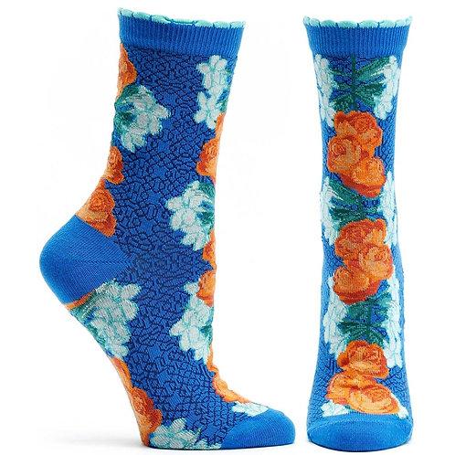 Bollywood Garlands Sock