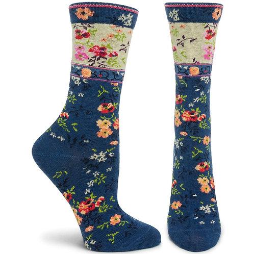 Mona Linen Sock
