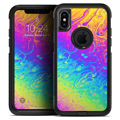 Neon Color Fushion V2 - Skin Kit for the iPhone OtterBox Cases