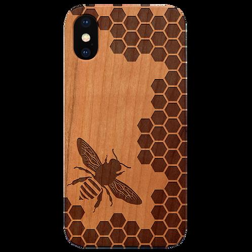 Bee Honeycomb - Engraved