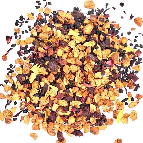 Berry Almond Fusion Tea