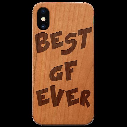 Best Gf Ever - Engraved