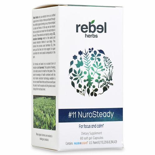 #11 NuroSteady 60 capsules