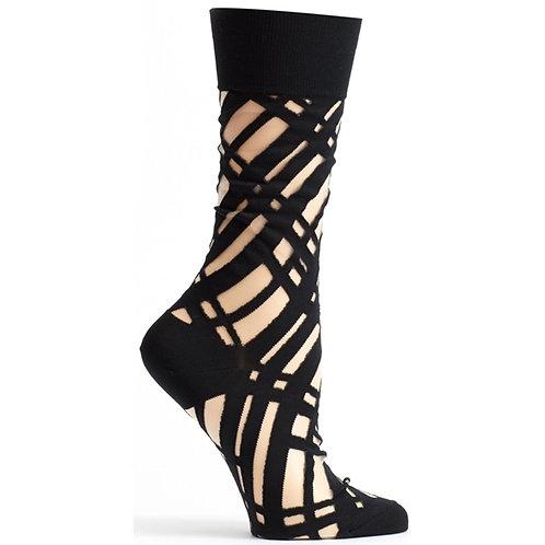 Diagonal Sock