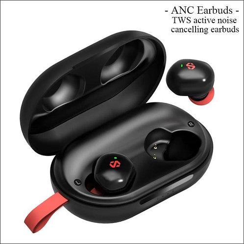 Hybrid Ergonomic Wireless Earbuds