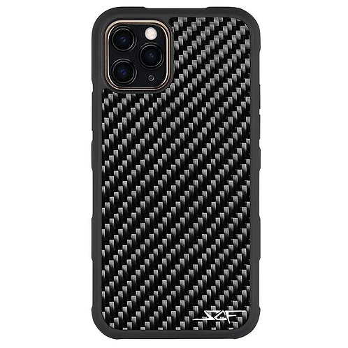 iPhone 11 Pro Real Carbon Fiber Case | ARMOR Series