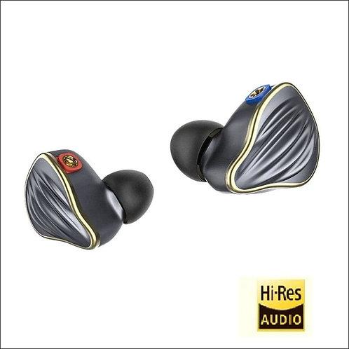 Quad Driver Hybrid Wireless Earbuds