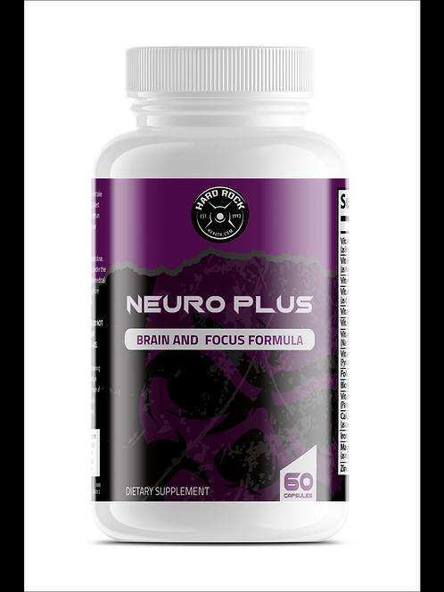 Neuro Plus- Brain and Focus Formula