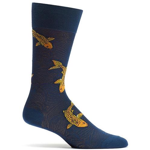 Drifting Koi Sock