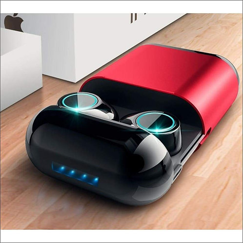 Ergonomic Stereo Wireless Earbuds