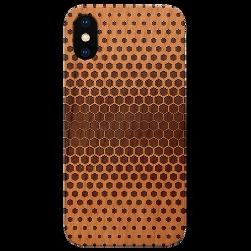 Hexagon Pattern 2 - Engraved