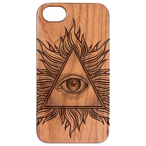 Illuminati - Engraved