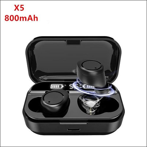LED Display Sport Edition Wireless Earbuds