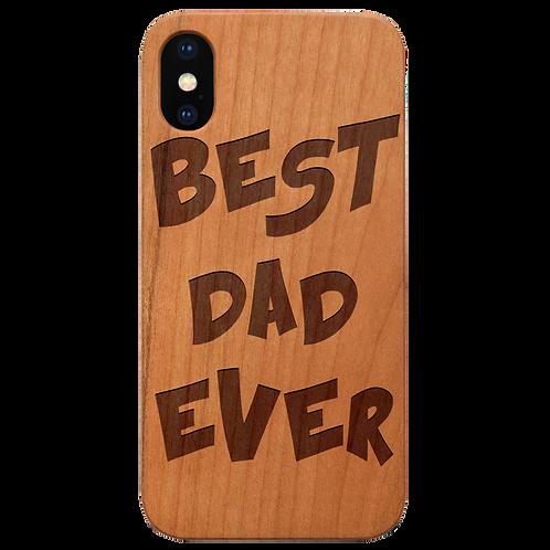 Best Dad Ever - Engraved