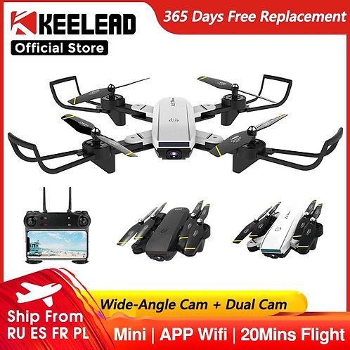 SG700D Professional Zoom Control 4K Wide-Angle Camera Drone 1080P Dual Camera