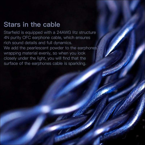 Carbon Nanotube Wired Earbuds