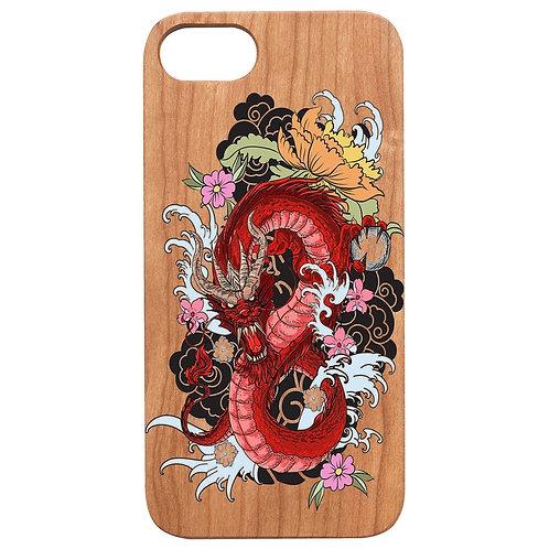 Dragon Japanese - UV Color Printed