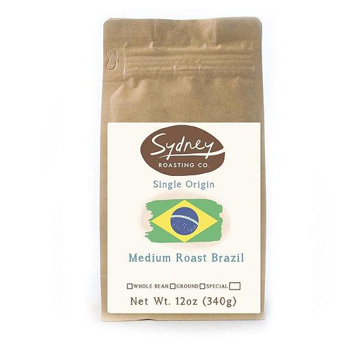 Brazil Medium Roast (Full City+)