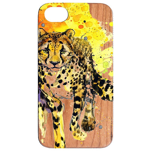 Cheetah - UV Color Printed