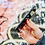 Thumbnail: Slim Wooden Phone Case (Banksy Molotov Flowers in Mahogany)