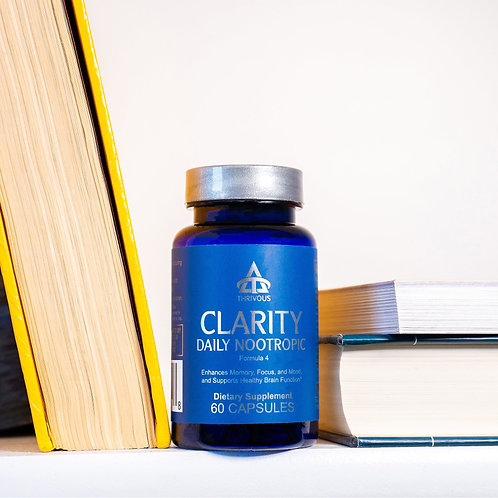 Clarity Daily Nootropic
