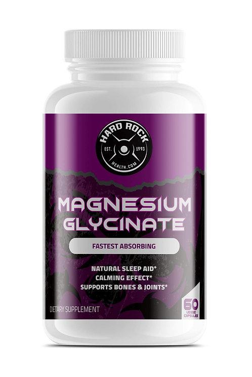 Magnesium Glycinate- Fast Absorption