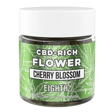 ERTH - Hemp Flower - Cherry Blossom