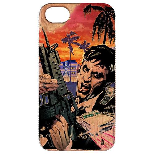 Al Pacino 2 - UV Color Printed