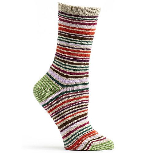 Scandinavian Stripes Sock