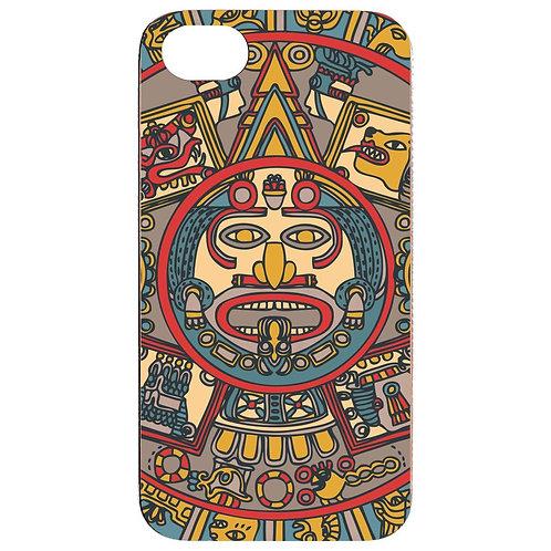 Mayan Calendar - UV Color Printed