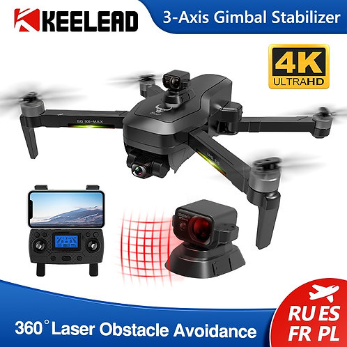 KEELEAD SG906 MAX SG906 Pro Pro2 Drone With Camera HD