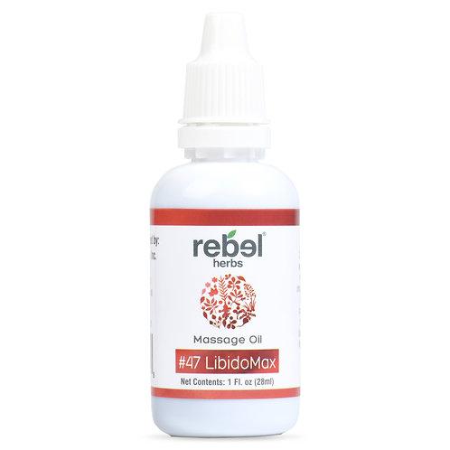 #47 LibidoMax Massage Oil - Travel Size