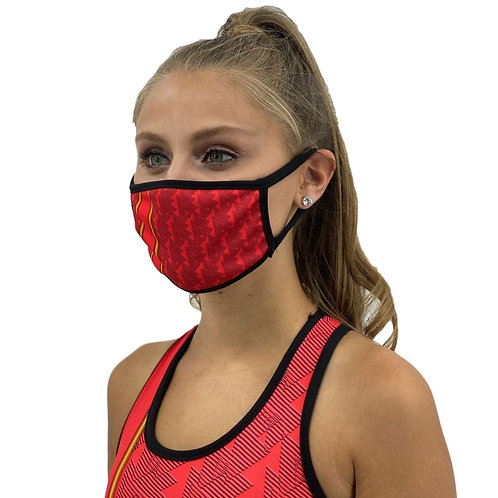 Kansas City Face Mask Filter Pocket