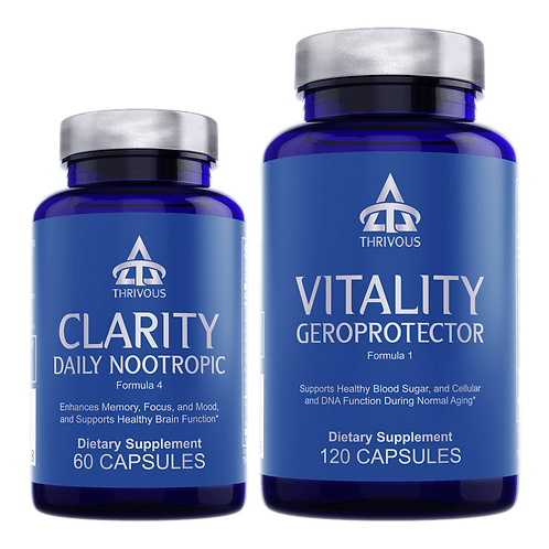 Clarity and Vitality Stack